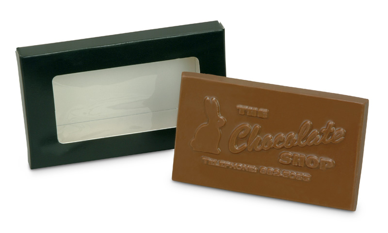 Custom chocolate business cards the chocolate shop chocolate business cards colourmoves