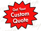 Get Your Custom Quote
